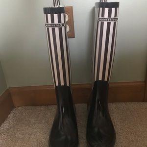 Henri Bendel Rain Boots *Brand New*